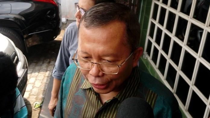Sekjen Partai Persatuan Pembangunan (PPP) kubu Romahurmuziy, Asrul Sani. Foto: Dok. NusantaraNews