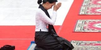 Penasihat Negara Myanmar, Aung San Suu Kyi. (Foto: Reuters)