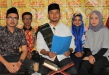 Da'i dan Da'iyah Muda Al-Mahabbah. (Foto Dok. Pribadi/Nusantaranews)