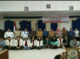 Peserta studi perdamaian di Halmahera Utara yang diberlangsung mulai 7-12 September 2017. (Foto: Dok. Istimewa)