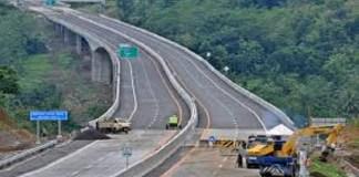 Jalan Tol Semarang Solo. (Foto: Ilustrasi/Infotol)