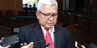 Kabiro Hukum KPK, Setiadi. (Foto Restu Fadilah/Nusantaranews)