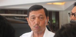 Luhut Binsar Panjaitan/Foto Andika/Nusantaranews