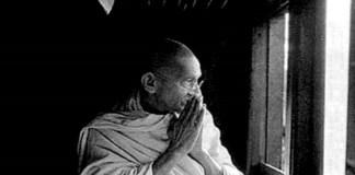Mahatma Gandhi (Ilustrasi/Istimewa/Nusantaranews)