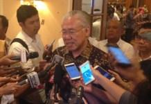 Menteri Perdagangan Enggartiasto Lukita/Foto Andika/Nusantaranews