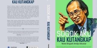 Novel Biografi Artidjo Alkostar. Cover: Istimewa