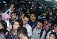 Pemuda Indonesia Tercecer di jalan raya pengangguran (Ilustrasi). Foto: Dok. Merdeka.com
