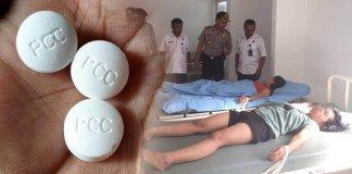Pil PCC tewaskan orang di Kendari/Foto via merdeka/Nusantaranews