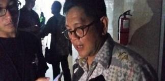 Anggota Komisi III DPR RI Taufiqulhadi menilai listrik padam berdampak pada investasi di Indonesia. (Foto: Ucok Al Ayubbi/NusantaraNews))