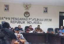 Badan Pengawas Pemilihan Umum (Bawaslu) telah melakukan pengawasan terhadap pendaftaran calon partai politik (Parpol) untuk Pemilihan Umum (Pemilu) 2019. (Foto: Restu Fadilah/NusantaraNews
