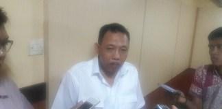 Wakil Ketua DPD Partai Gerindra Jatim Abdul Malik. Foto Tri Wahyudi/ NusantaraNews