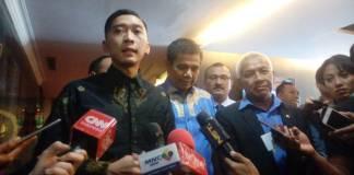 Ketua Fraksi Partai Demokrat Edhie Baskoro Yudhoyono (Ibas). (Foto: R.Andika/NusantaraNews)