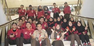 Diklat Calon Anggota Baru UKM Pramuka UIN Sunan Kalijaga Yogyakarta. (Foto: Lailatul Chodriyah)