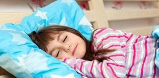 Anak tidur (Foto sehatmagz)