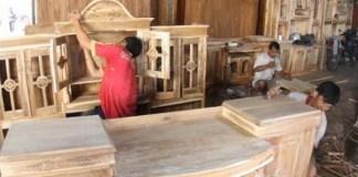 Bisnis Furniture (ilustrasi/konfrontasi)