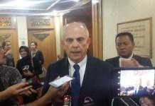 Duta Besar Amerika Serikat untuk Indonesia Joseph R. Donovan Jr. minta maaf atas insiden penolakan Panglima TNI di Amerika. Foto: Dok. Liputan6.com