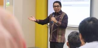 Direktur Utama PT Pelabuhan Indonesia II (Persero) Elvyn G. Masassya. (Foto: Istimewa)