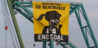 Pembangunan PLTU batubara di Jakarta perburuk kualitas udara ibukota. (Foto: Hijauku)