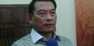 Jendral Purn Moeldoko (Foto: Ucok Al Ayyubi/Nusantaranews)