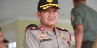 Kapolda Riau Irjen Nandang (Foto riaubarometer)