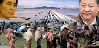 Ilustrasi Kepentingan Migas Cina di Myanmar