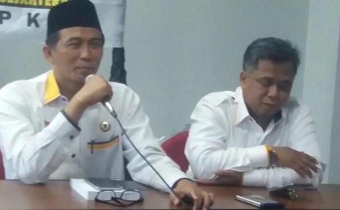 Ketua DPW PKS Jatim Arif Hari Setiawan (Foto: Tri Wahyudi/Nusantaranews)