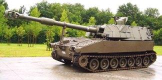 Meriam GS M109A4-BE 155 mm. (Foto: Dok.Milpedia/Pussenarmed)