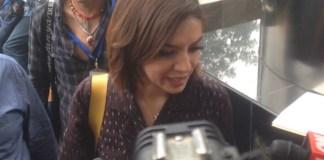 Najwa Shihab (Foto: Restu Fadilah/Nusantaranews)