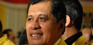 Ketua Harian DPP Partai Golkar Nurdin Halid. Foto: Dok. Kabar Oke