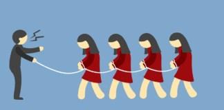 Komisi Perlindungan Anak Indonesia (KPAI) Ai Maryati Solihah menyebut trend perdagangan orang (human trafficking) mengalami peningkatan selama 11 tahun terakhir). (Foto: Ilustrasi/Vie Merdeka)
