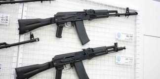 Senjata AK-101 (Foto via Indomiliter)