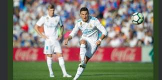 Real Madrid sukses menaklukkan Getafe dalam lanjutan La Liga pada Sabtu (14/10). (Foto: Squawka)