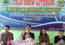 BCCF Kampanyekan Literasi di Hari Pahlawan (Foto Istimewa/Nusantaranews)