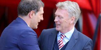 David Moyes kabarnya akan menggantikan Slaven Bilic yang dipecat sebagai manajer West Ham United. (Foto: ESPN)