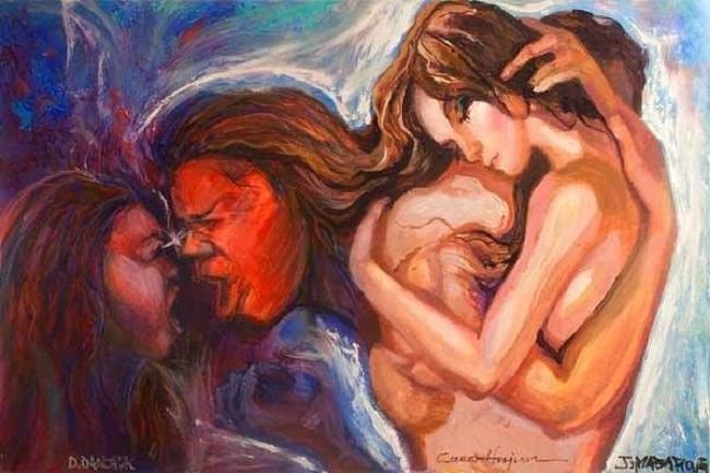 Cinta Luka Cerpen Agus Yulianto Ilustrasi Foto Lukisan Dok Ru