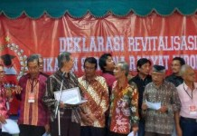Deklarasi Ikatan Sarjana Rakyat Indonesia (Foto Istimewa)