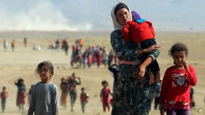 Derita Suriah dan Palestina (Ilustrasi). Foto: Dok. BBC
