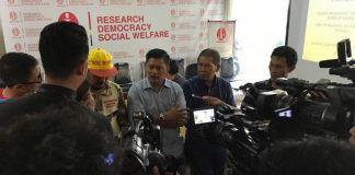 Direktur Eksektif Jenggala Center Syamsuddin Radjab (Foto Istimewa/Nusantaranews)