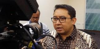 Wakil Ketua Umum Partai Gerindra, Fadli Zon. (Foto: Ucok Al Ayubbi/NusantaraNews)