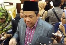 Fahri Hamzah (Foto: Ucok A/Nusantaranews.co)