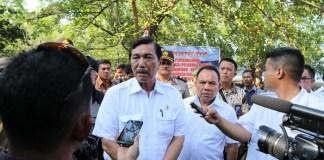 Menteri Koordinator Bidang Kemaritiman, Luhut B Pandjaitan. Foto: Dok. Humas Kemenko Maritim