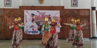 Salah satu tarian pada acara Dance Competition yang diadakan Bumiayu Creative City Forum (BCCF). Foto: Dok. BCCF