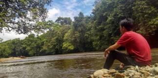 Keluar ke alam bebas adalah salah satu cara menghilangkan depresi dan frustasi. (Foto: Eriec Dieda/NusantaraNews)
