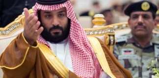 Putra Mahkota Arab Saudi Pangeran Mohamad bin Salman/Foto: middle east eye