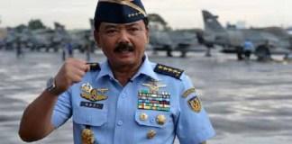 Kepala Staf Angkatan Udara (KASAU) Marsekal TNI Hadi Tjahjanto. Foto: Antara