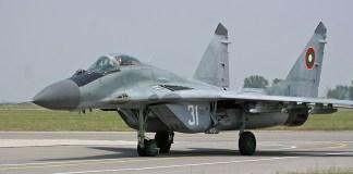 Bulgarian Mikoyan-Gurevich MiG-29. Foto: Wikimedia