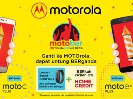 Sambut Akhir Tahun 2017, Motorola Indonesia Gelar Promo Motober di 9 Kota. Foto Istimewa