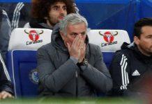 Jose Mourinho diyakini bersedia melepaskan Fellaini ke Besiktas. Foto: REUTERS