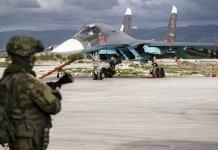 Pasukan Angkatan Udara Rusia yang beroperasi di Suriah. (Foto: Russian Defense Ministry)
