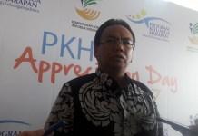 Direktur Jenderal Perlindungan dan Jaminan Sosial Kementerian Sosial, Harry Hikmat. Foto: Dok. NusantaraNews/ Tri Wahyudi